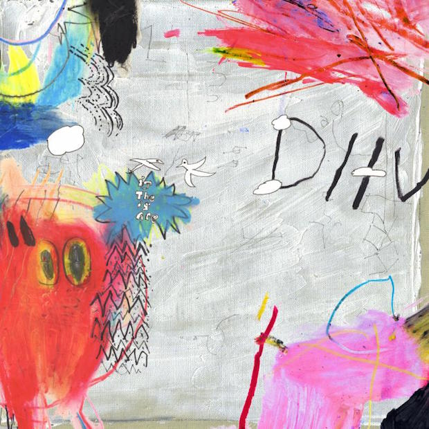 "DIIV ""Is There Are"" - US - Guitares éthérées pour Captured Tracks"