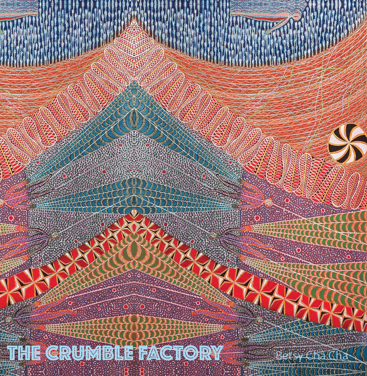 "THE CRUMBLE FACTORY ""Betsy Cha Cha"" - FR - De Blur aux Pixies"