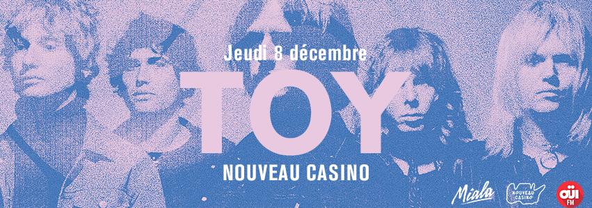TOY Nouveau casino