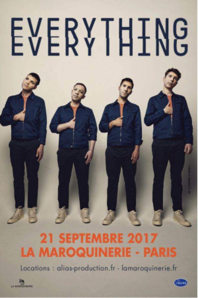 Everything Everything Maroquinerie 2017
