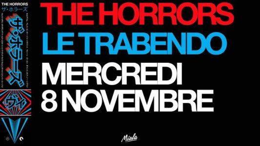 The Horrors-paris