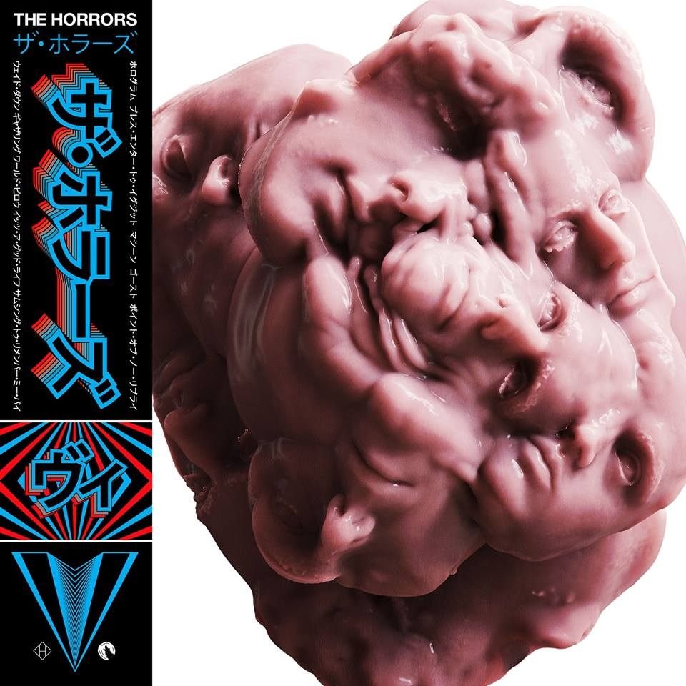 The Horrors V album cover