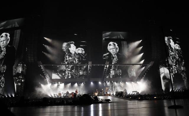 Rolling Stones U Arena 2017