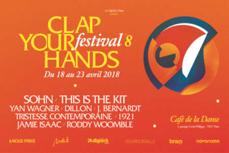 Clap your Hands - This Is The Kit - Yan Wagner