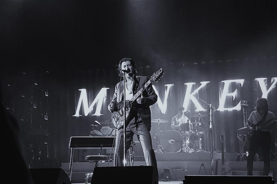 Arctic Monkeys Zenith paris 2018