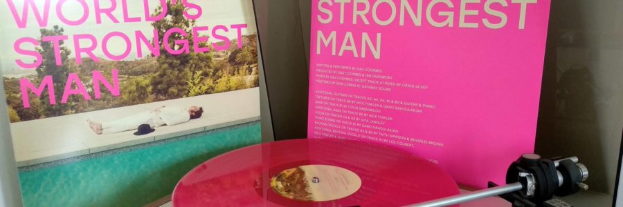 Gaz-coombes-worlds-strongest-man-vinyle