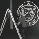 Brasserie du singe savant logo
