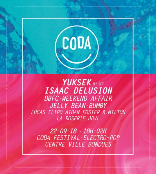 Coda Festival 2018