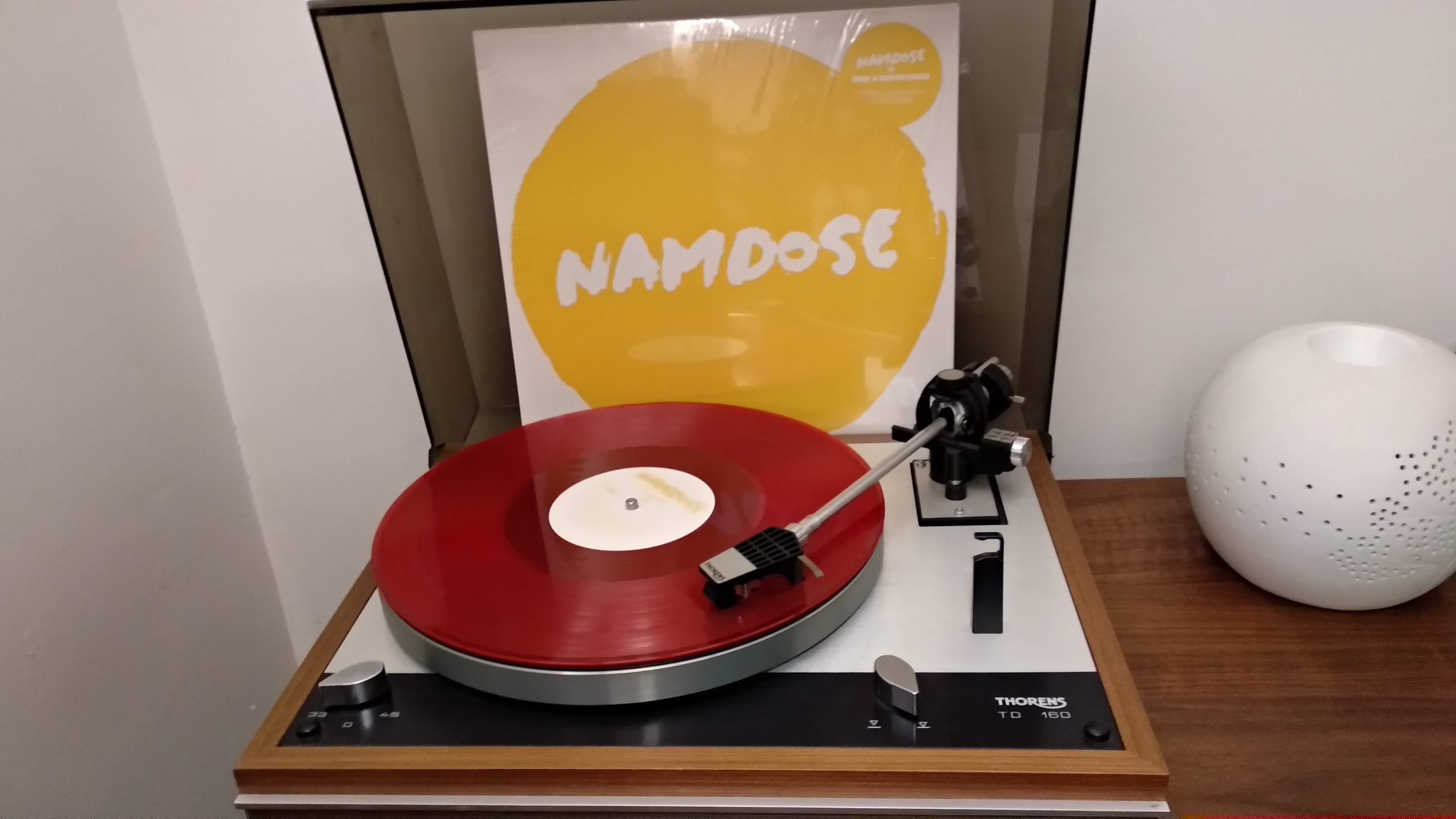 Namdose vinyle LP