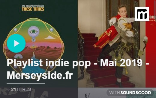 Playlist indie pop Mais 2019