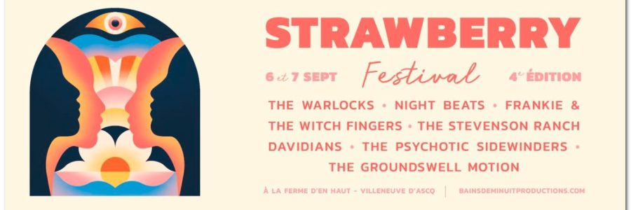 Strawberry Fest 2019