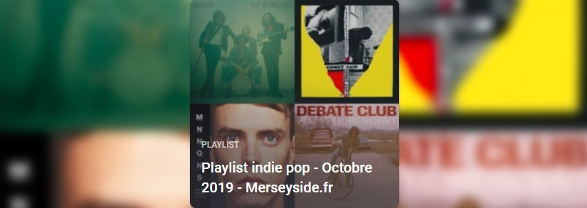 Playlist indie pop octobre 2019