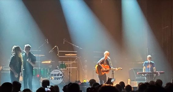 Nada Surf Lille