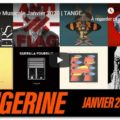 sorties d'albums rock Tangerine chaine youtube