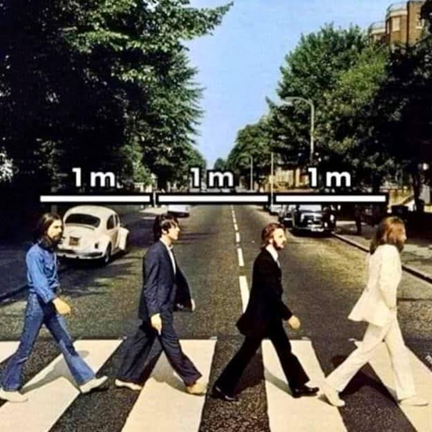Coronavirus Abbey Road