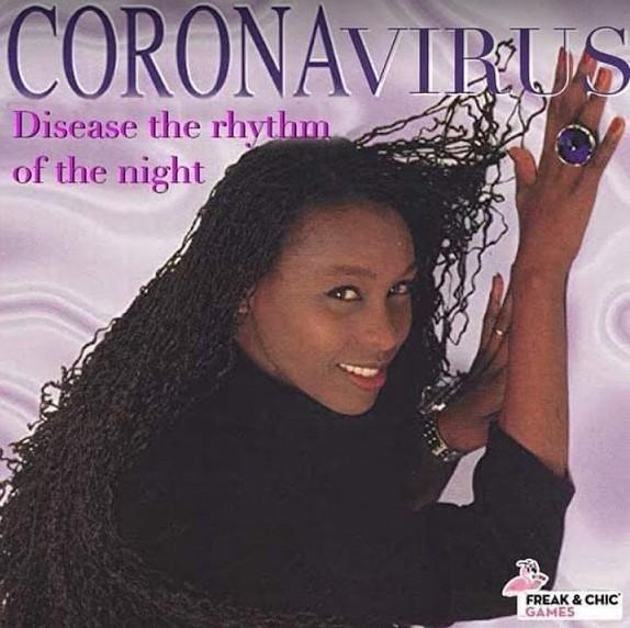 Coronavirus - Rythm of the night