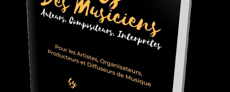 Droits des musiciens livre