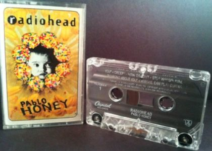 Pablo Honey Cassette