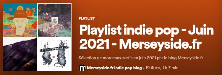 Playlist Juin 2021